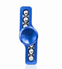 Picture of 2 sides MiNi Anti-Anxiety Hand Spinner Aluminum Alloy Fidget Toy with balls