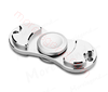 Picture of Two sides aluminum alloy hand spinner fidget toy