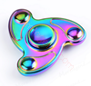 图片 Fidget Spinner Stain Steel Hand Spinner Luminous Spinners Hand Triangle Fidget Focus Toys Spinners
