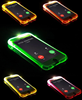 Picture of For iPhone Models LED Flash Anti-scratch Shockproof Soft Protective Clear TPU Shell Cover Case