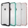 Picture of For iPhone Models Armor Transparent Clear Hard Back+TPU Frame Scratch Resistant Shockproof Protective Case