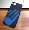 Picture of For iPhone models Plastic Thermal Induction Discoloration Color Changing Mobile Phone Case