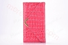 Picture of For iPhone Models Crocodile Pattern PU Flip Wallet Case