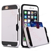 Picture of For iphone models Layer Protective Drawbench Pattern Card Slot PC Case