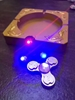 Picture of Multi-color LED hand spinner for childrens and adults anti stress