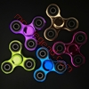 Picture of Eletroplated Plating Hand SpinnerWheel EDC Fidget Toys Plastic Fidget Spinner For ADHD Fun