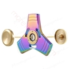 Picture of Hot selling good quality tri rainbow hand spinner