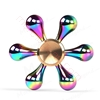 Picture of Six Edge Fidget Spinner Metal Finger Spinner Hand Spinner For Autism Adult Anti Relieve Stress Toy
