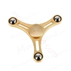 Picture of Aluminum Alloy Tri-Finger Spinner EDC Hand Spinner For Autism and ADHD Relief Focus Anxiety Stress Gift Toys