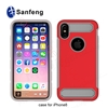 Picture of Newest 2in 1 phone case Carbon fiber case foriPhone 8