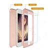 Picture of custom logofrostedbumpercaseheat dissipation pc hard phonecase soft rubber feel