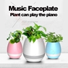 Picture of 2017 New Funny Cool Gadget Bluetooth speaker music flower pot touch swift with night light Music Flower Pots for Home Office