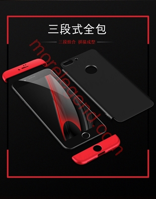 图片 New Design 360 Full Cover Phone Case 3 in 1 Plastic Case