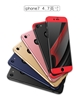 Picture of New Design 360 Full Cover Phone Case 3 in 1 Plastic Case