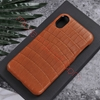 Picture of Luxury Real Leather Snakeskin Case for Iphone 8