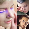 Picture of 2017 Hot Led Eyelashes For Party Cool Styling Waterproof Not Include Battery False Eyelashes