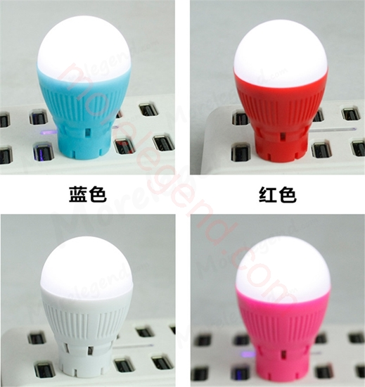 图片 Mini Portable LED Wireless Bluetooth Lamp Speaker