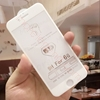 Picture of 5D Curved Full Cover Tempered Glass Screen Protector Film For iPhone