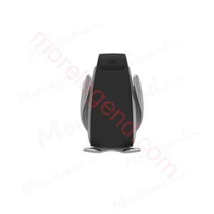 Picture of Infrared wireless car charger mount QI fast charging 10W/15W unique private model penguin shape phone holder